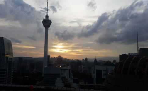 Skybar in Kuala Lumpur