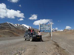 Ak Baital Pass Tadzjikistan