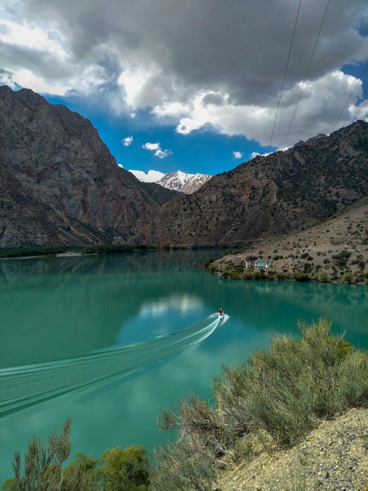 Fann mountains Tadzjikistan