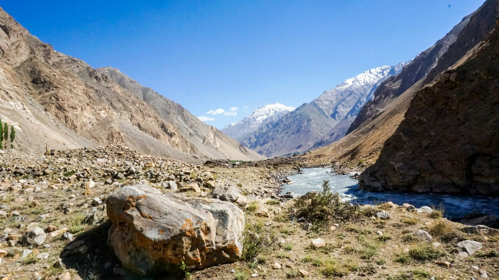 Wakhan valley tadzjikistan