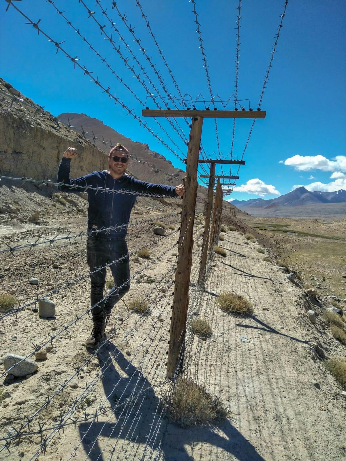 Grens Tadzjikistan China