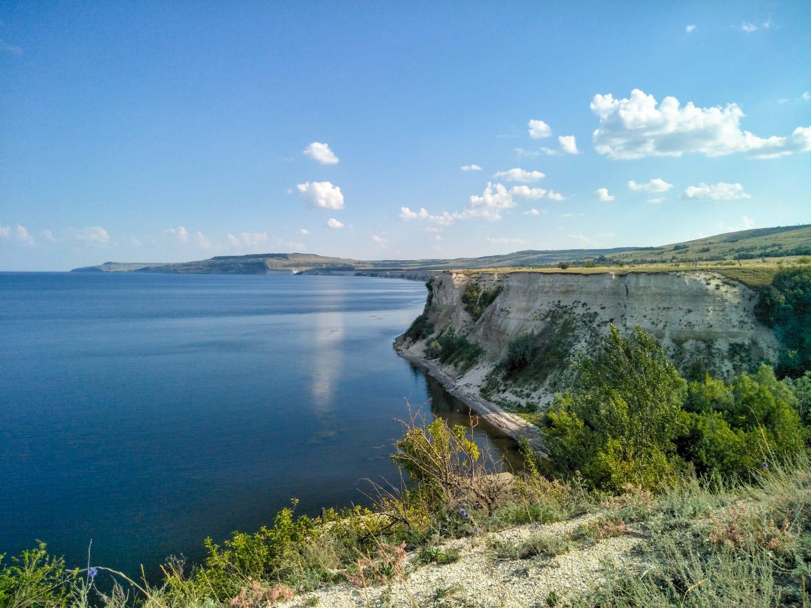Kliffen Wolga Rusland