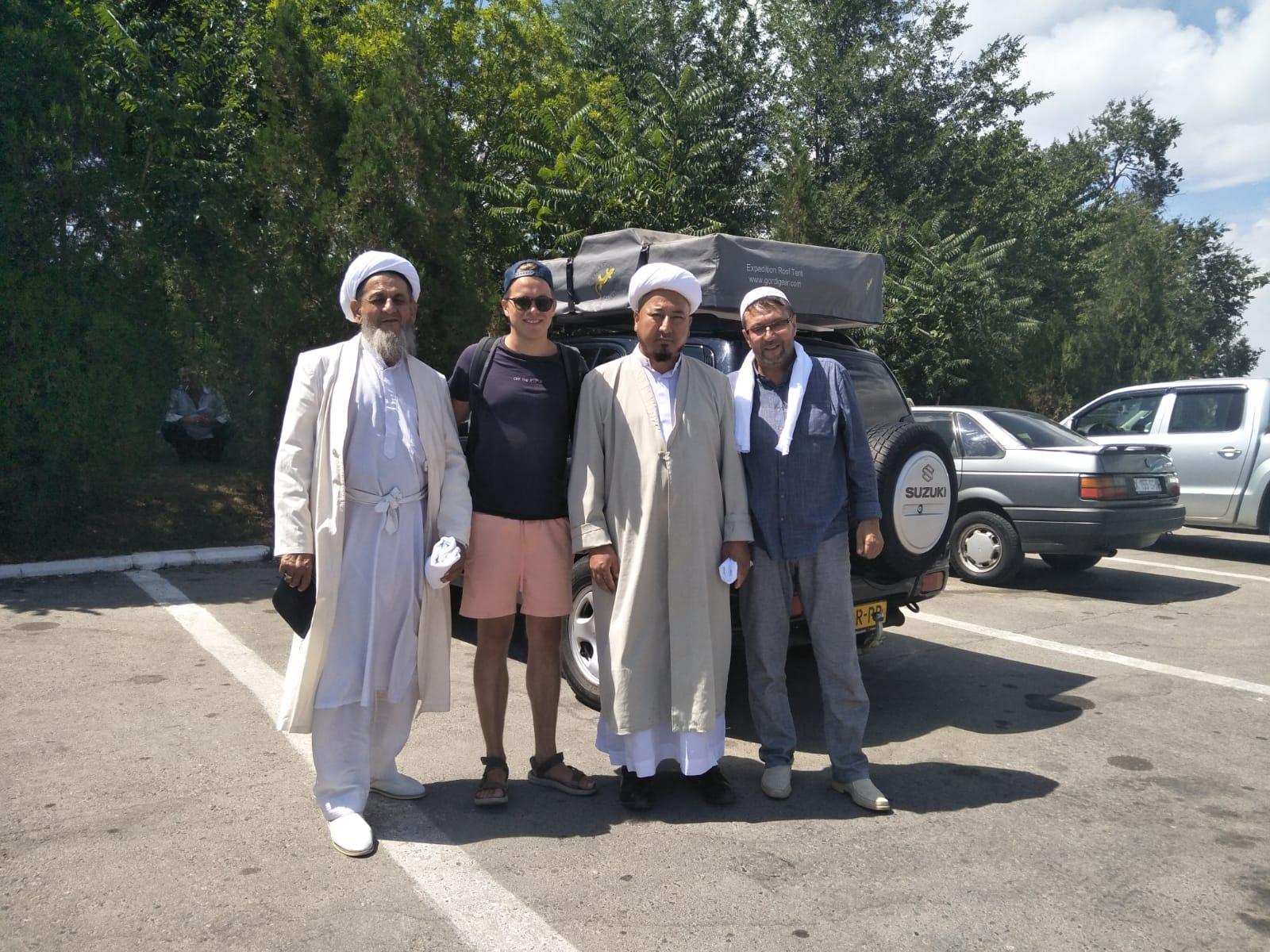 Oezbeekse mannen