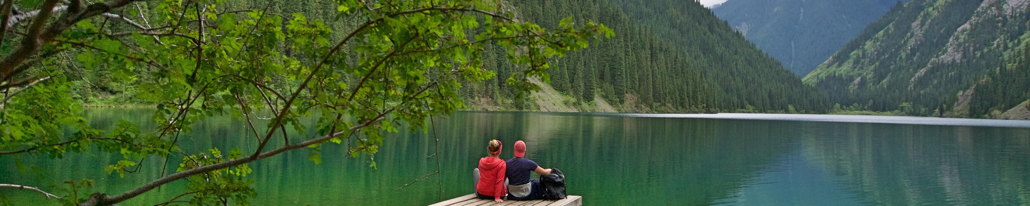 Kazachstan Kolsai Lake