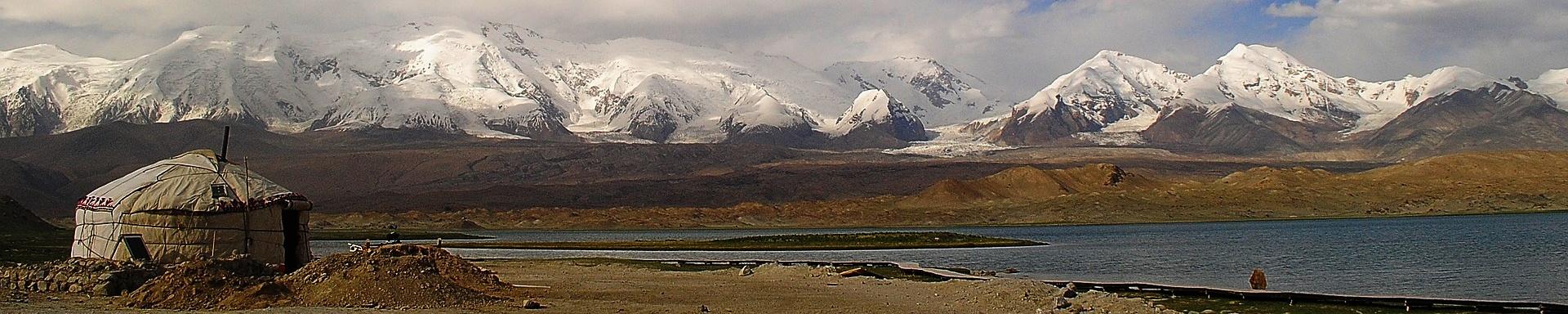 Kirgizie Kirgistan yurt