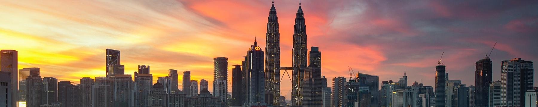 Maleisie - 1800×360