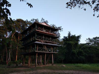 Towerhouse nepal