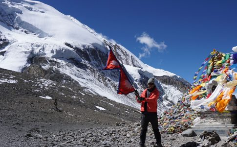 Kleding trekking nepal annapurna