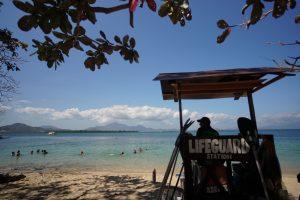 Lifegaurd Cowrie Island