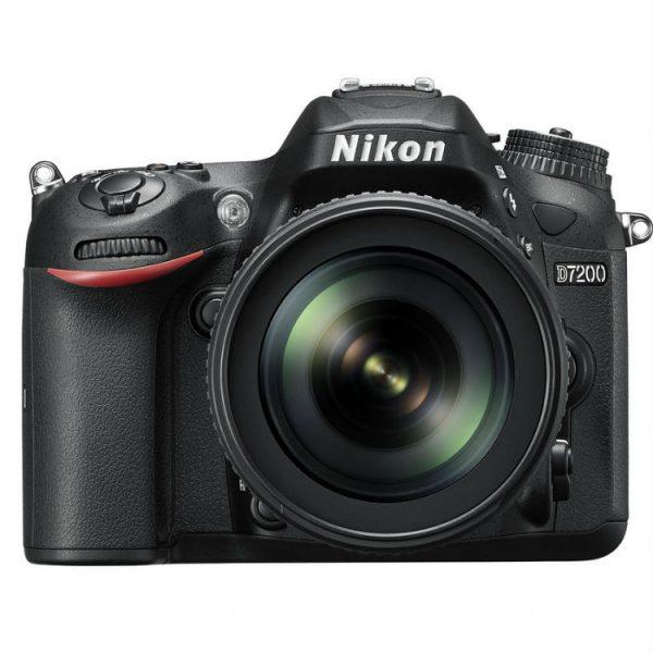Nikon D7200 + AF-S DX NIKKOR 18-105 VR OUTLET