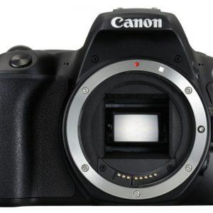 Canon EOS 200D body zwart + EF-S 18-200mm iS F/3.5-5.6