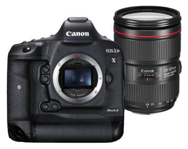 Canon EOS 1 DX II + EF 24-105MM F/4L IS II USM