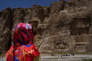necropolis Shiraz Iran