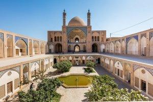 Agha Bozorg moskee kashan