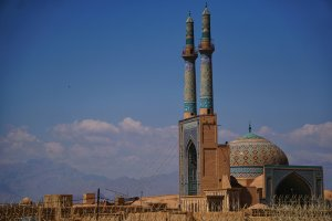 Yazd jameh mosque