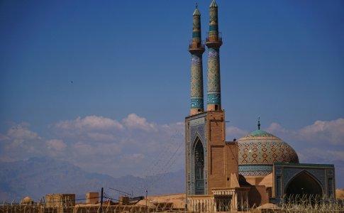 jameh mosque yazd